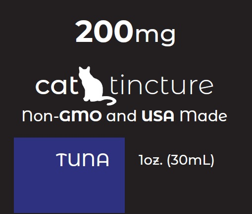 Cat Tincture - Tuna flavor