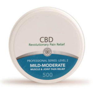 CBD Discomfort All-Natural 175mg CBD Pain Cream